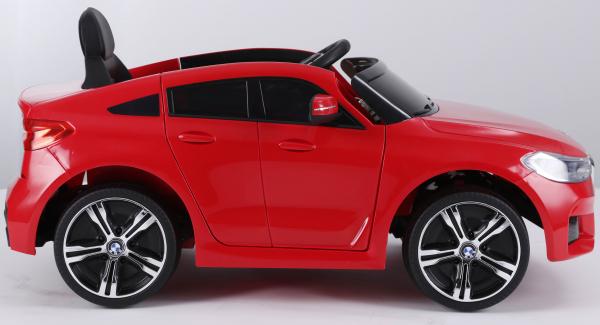 Masinuta electrica Bmw Seria 6 GT 60W 12V STANDARD #Rosu [2]
