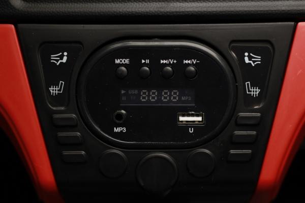 Masinuta electrica BMW X6M 12V XXL PREMIUM #Negru 6