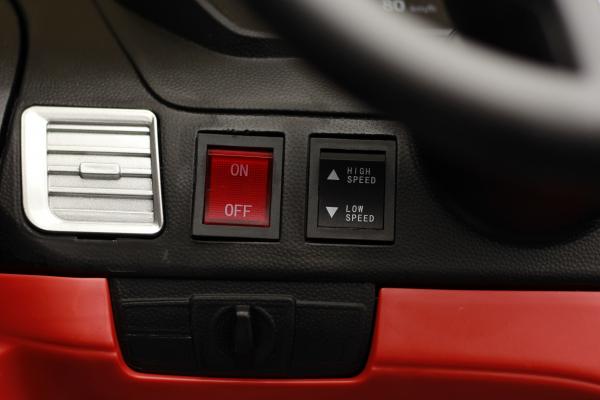 Masinuta electrica BMW X6M 12V XXL PREMIUM #Negru 8
