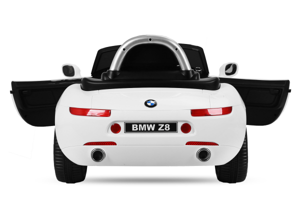 Masinuta electrica Bmw Z8 12V STANDARD #Alb [5]