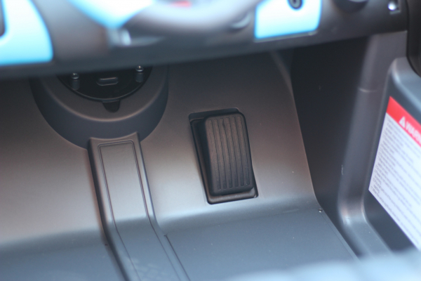 Masinuta electrica Buggati Divo 2x45W 12V PREMIUM #Silver 14