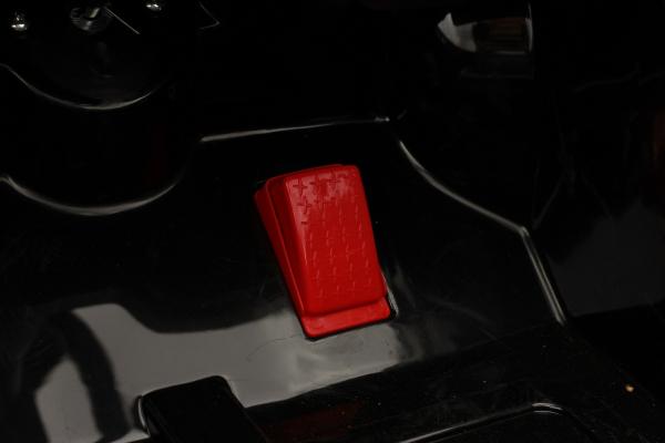 Masinuta electrica de politie Mercedes SL500 90W STANDARD #Negru 10