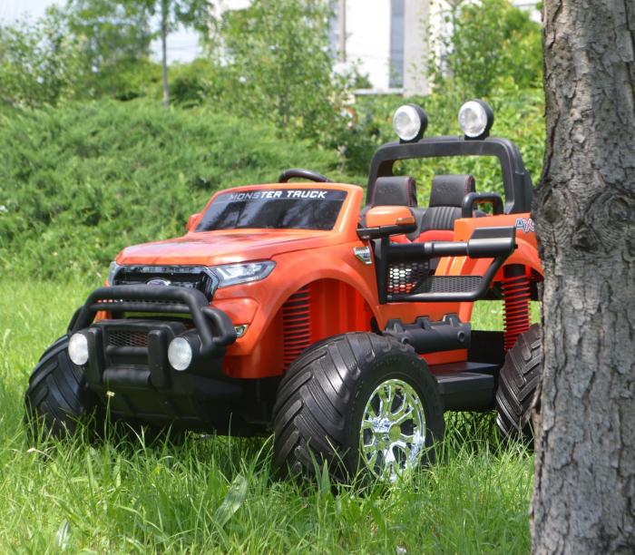 Ford Monster Truck electric pentru copii 2-7 ani [6]