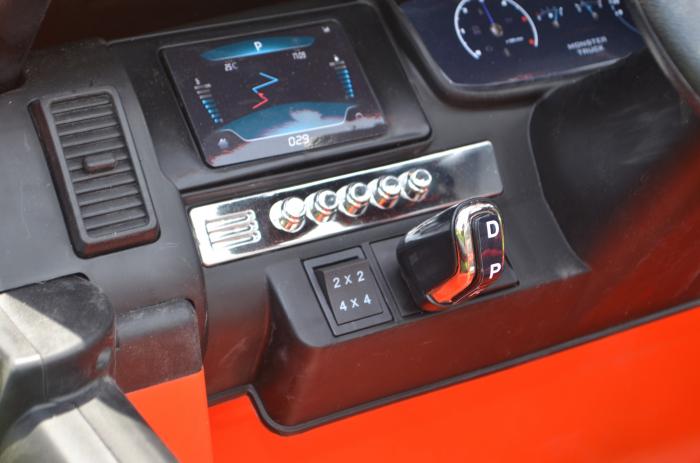 Ford Monster Truck electric pentru copii 2-7 ani [17]
