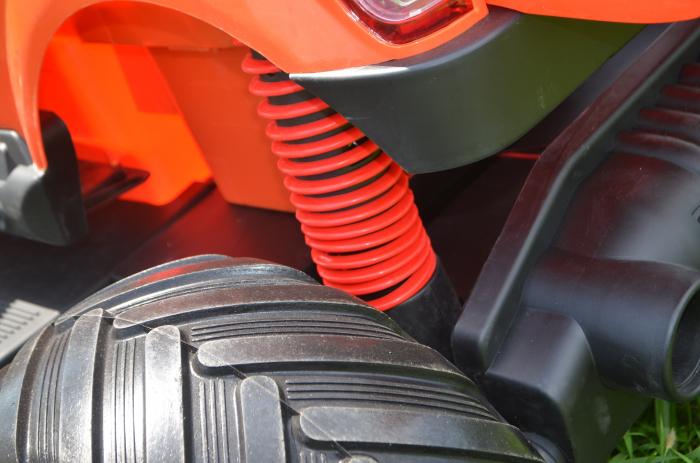 Ford Monster Truck electric pentru copii 2-7 ani [13]