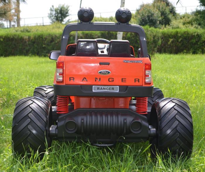 Ford Monster Truck electric pentru copii 2-7 ani [2]