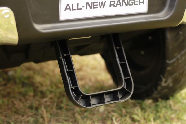 Masinuta electrica Ford Ranger 4x4 180W DELUXE #Negru [7]