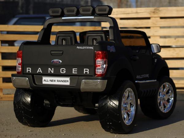 Masinuta electrica Ford Ranger 4x4 DELUXE 180W #Negru matt 6