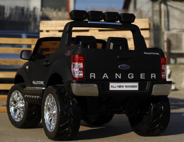 Masinuta electrica pentru copii Ford Ranger, negru [5]