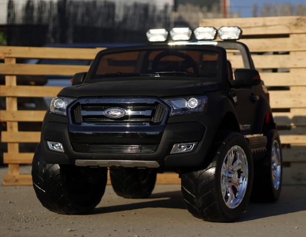 Masinuta electrica pentru copii Ford Ranger, negru [3]