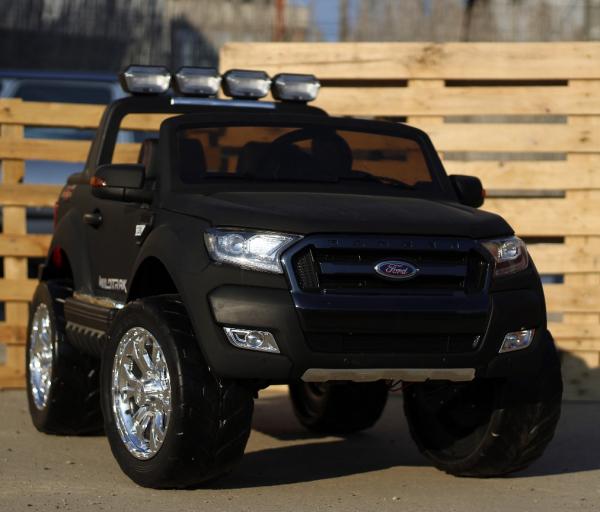 Masinuta electrica pentru copii Ford Ranger, negru [2]