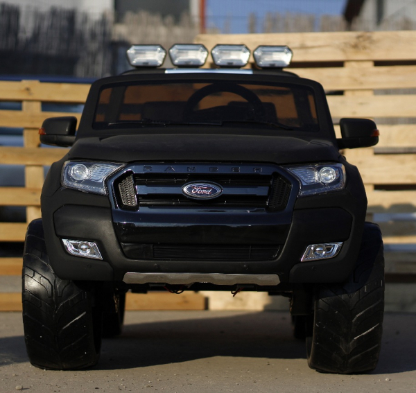 Masinuta electrica pentru copii Ford Ranger, negru [1]