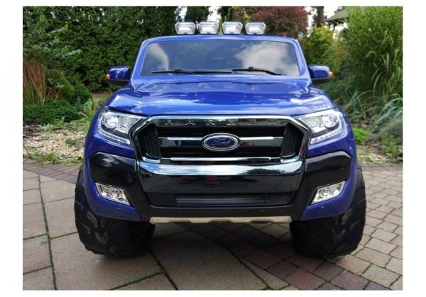 Masinuta electrica Ford Ranger 4x4 PREMIUM 180W #Albastru Metalizat [3]