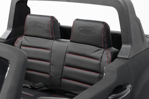 Masinuta electrica Ford Ranger 4x4 PREMIUM 4x35W #Negru Matt [4]