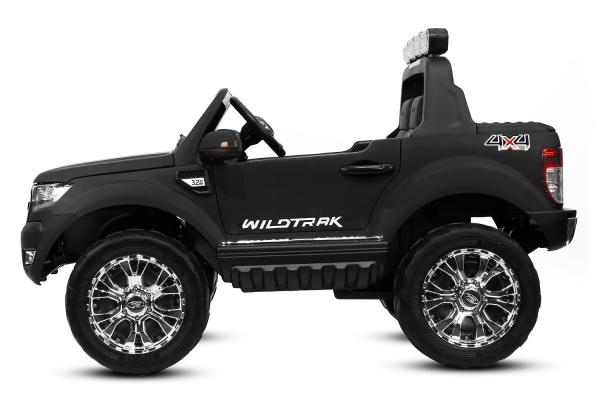 Masinuta electrica Ford Ranger 4x4 PREMIUM 4x35W #Negru Matt [1]