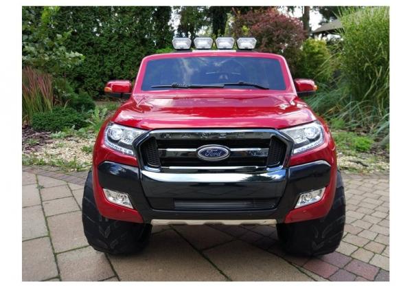 Masinuta electrica Ford Ranger 4x4 PREMIUM 180W #Rosu Metalizat [2]