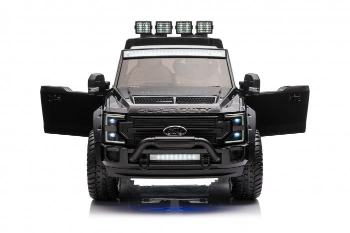 Ford Super Duty F450 pentru copii, 4x4 180W, negru [5]
