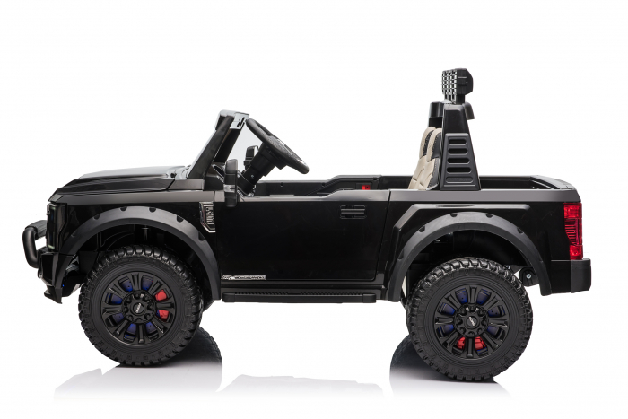 Ford Super Duty F450 pentru copii, 4x4 180W, negru [2]