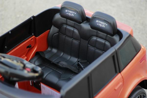 Masinuta electrica HL-1683 12V 90W STANDARD #Portocaliu 2