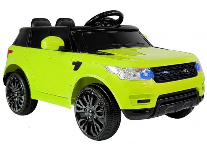 Masinuta electrica HL-1683 12V 90W STANDARD #Verde [0]