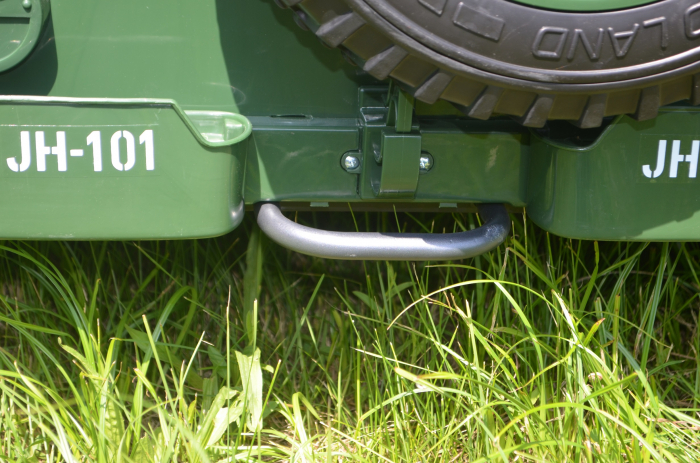 Masinuta electrica Jeep USA ARMY 4X4 180W PREMIUM #Verde [20]