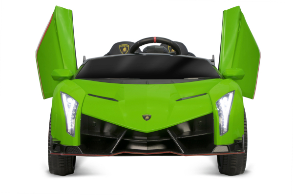 Masinuta electrica Lamborghini Veneno 180W 12V PREMIUM #Verde [10]