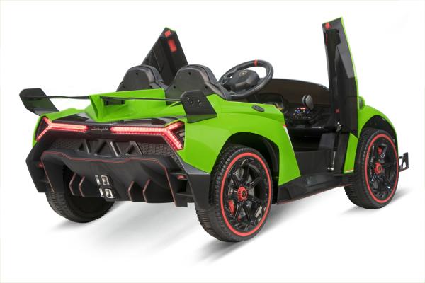 Masinuta electrica Lamborghini Veneno 180W 12V PREMIUM #Verde [8]