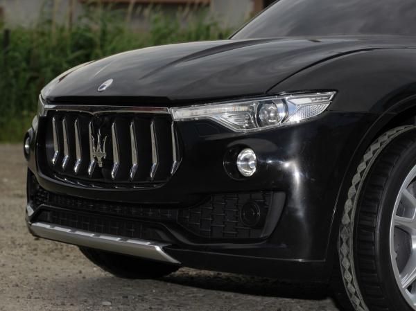 Masinuta electrica Maserati Levante 2x35W PREMIUM #Negru 6