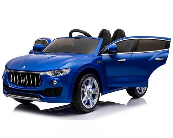 Masinuta electrica Maserati Levante 2x35W STANDARD #Albastru 0