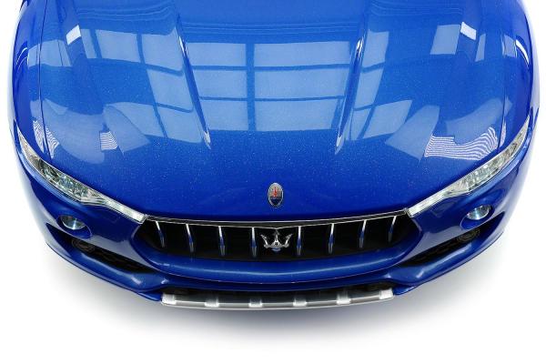 Masinuta electrica Maserati Levante 2x35W STANDARD #Albastru 2