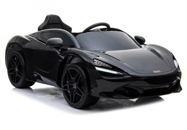 Masinuta electrica McLaren 720S 90W 12V PREMIUM #Negru [2]