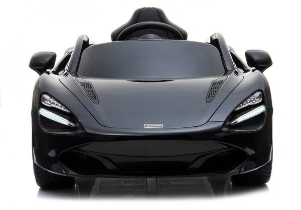 Masinuta electrica McLaren 720S 90W 12V PREMIUM #Negru [4]