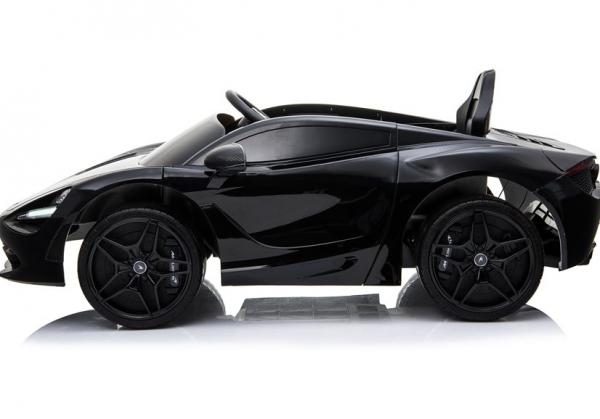 Masinuta electrica McLaren 720S 90W 12V PREMIUM #Negru [6]