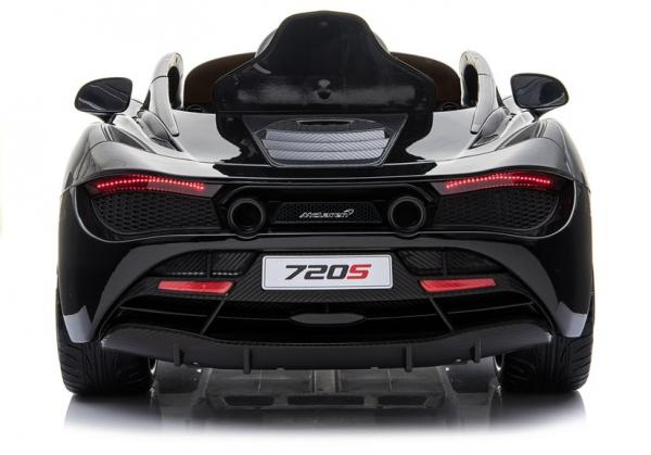 Masinuta electrica McLaren 720S 90W 12V PREMIUM #Negru [8]