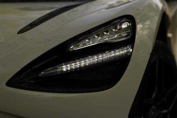 Masinuta electrica McLaren 720S 90W 12V PREMIUM #Alb 17