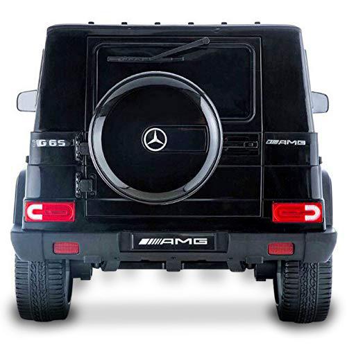 Masinuta electrica Mercedes - Benz  G65 XXL STANDARD #Negru 1
