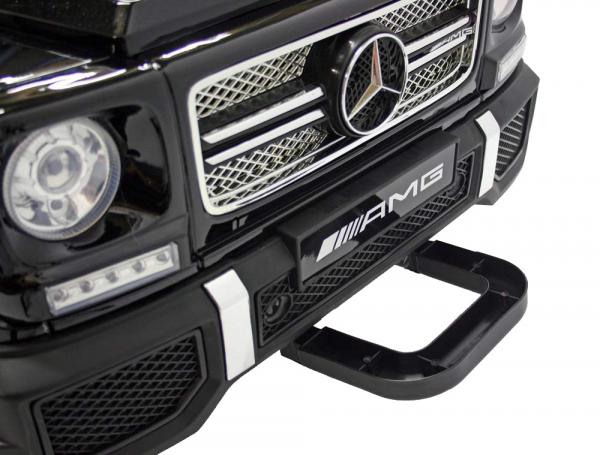 Masinuta electrica Mercedes - Benz  G65 XXL STANDARD #Negru 5
