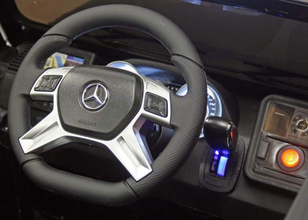 Masinuta electrica Mercedes - Benz  G65 XXL STANDARD #Negru 4