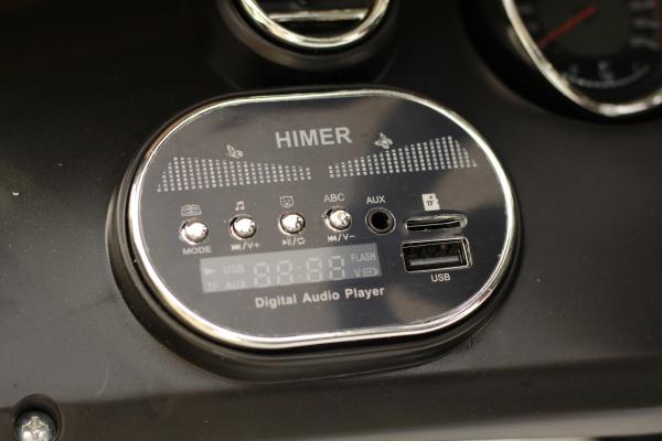 Masinuta electrica Mercedes C63 12V STANDARD #Alb 6