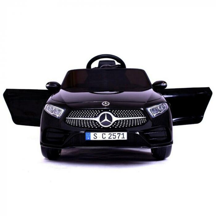 Masinuta electrica Mercedes CLS350 50W 12V PREMIUM #Negru [1]