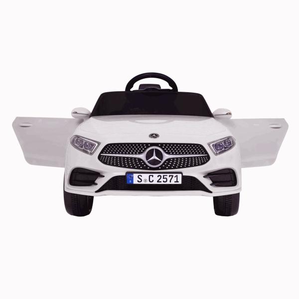 Masinuta electrica Mercedes CLS350 50W 12V PREMIUM #Alb 3