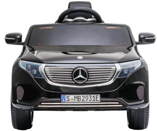 Masinuta electrica Mercedes EQC400 70W 12V STANDARD #Negru [1]