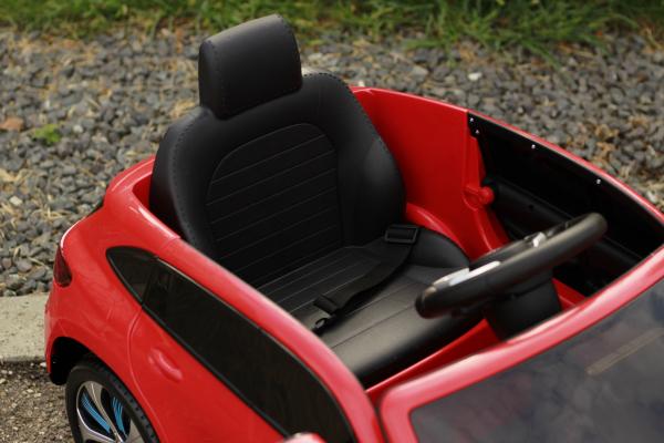 Masinuta electrica Mercedes EQC400 70W 12V STANDARD #Rosu 14