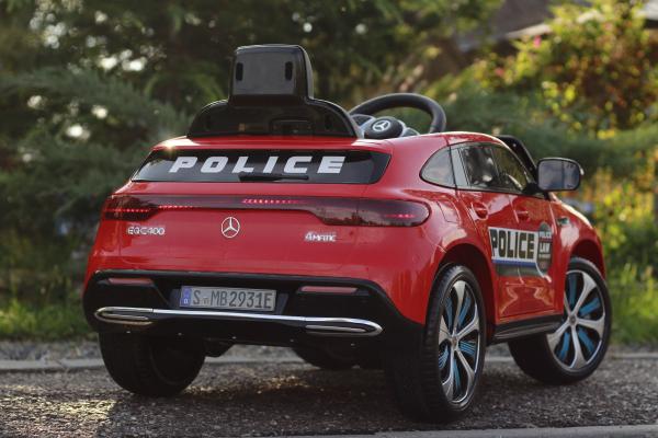 Masinuta electrica Mercedes EQC400 70W 12V STANDARD #Rosu 12