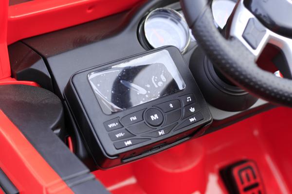 Masinuta electrica Mercedes G63 6x6 Premium cu 6 motoare #Rosu 9