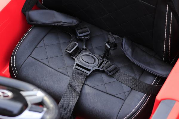 Masinuta electrica Mercedes G63 6x6 Premium cu 6 motoare #Rosu 12