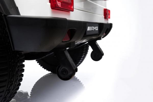 Masinuta electrica Mercedes - Benz  G65 XXL STANDARD #ALB 10