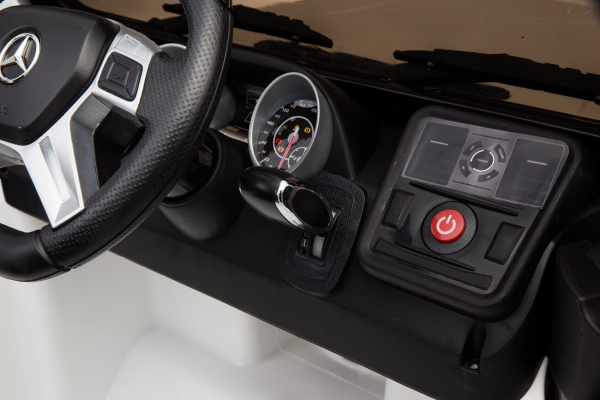 Masinuta electrica Mercedes Benz G65 pentru copii 12
