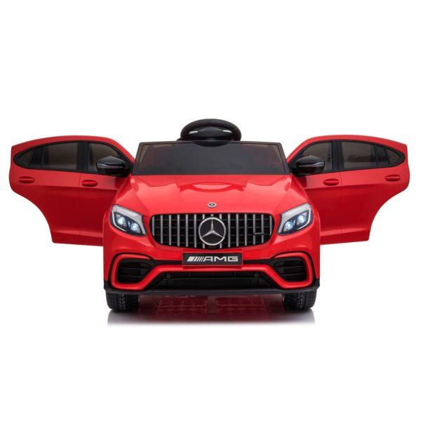 Masinuta electrica Mercedes GLC 63s 2x35W 12V STANDARD #Rosu [1]