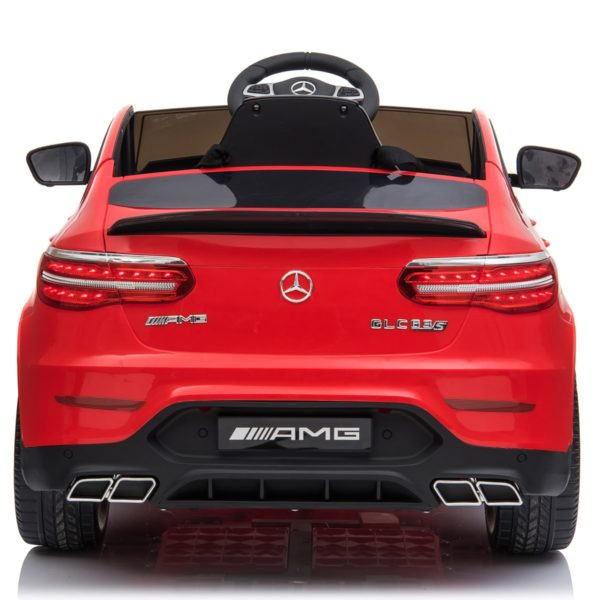 Masinuta electrica Mercedes GLC 63s 2x35W 12V STANDARD #Rosu 3